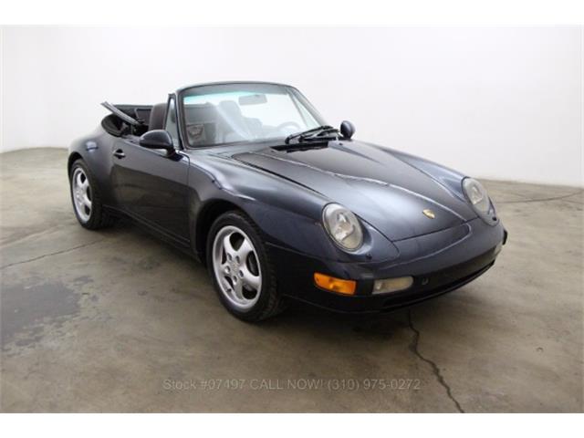 1995 Porsche 993 | 909527
