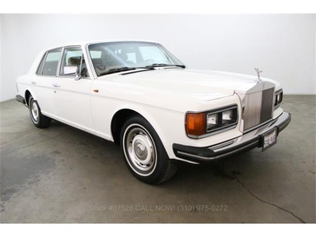 1986 Rolls-Royce Silver Spur | 909529