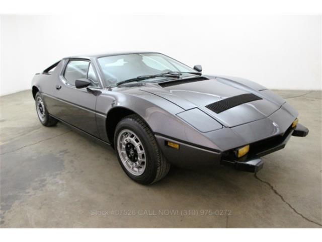 1974 Maserati Merak SS   909531