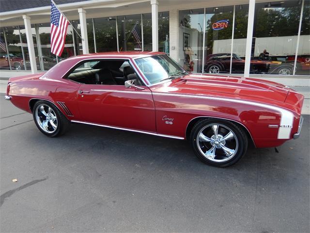 1969 Chevrolet Camaro SS | 909532
