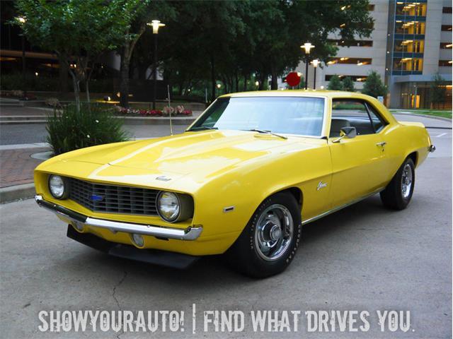 1969 Chevrolet Camaro | 909550