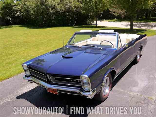 1965 Pontiac GTO | 909551