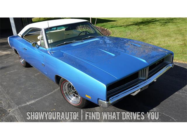 1969 Dodge Charger R/T | 909552