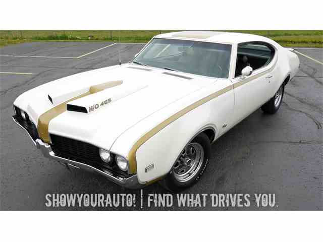 1969 Oldsmobile Hurst 442 455 H/O | 909555