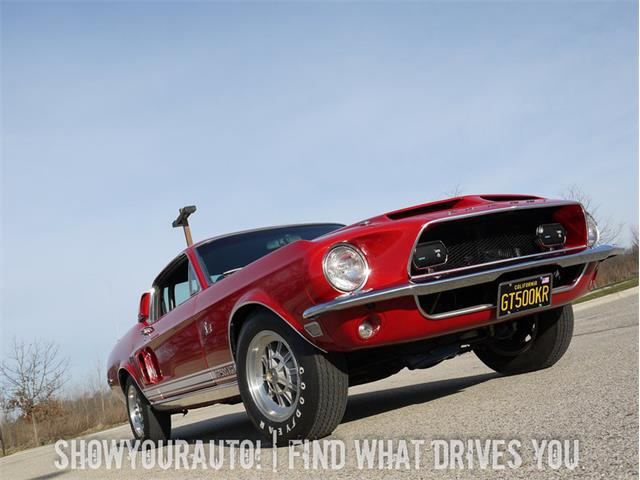 1968 Shelby GT500 | 909563