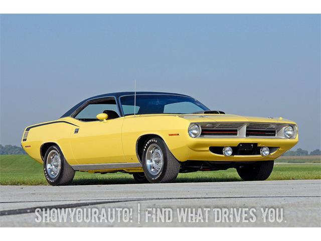 1970 Plymouth Cuda | 909573