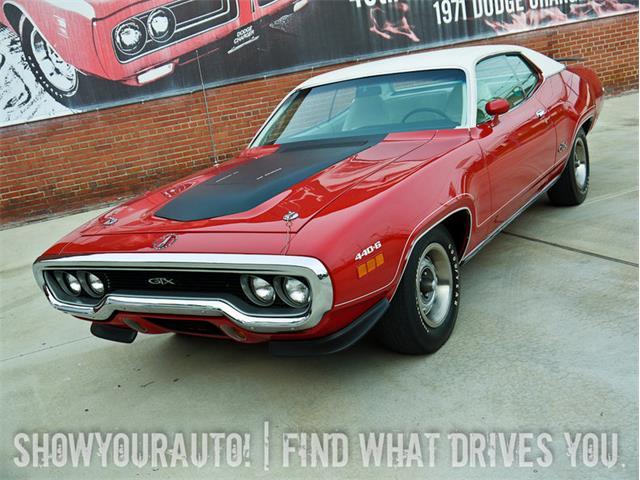 1971 Plymouth GTX | 909578