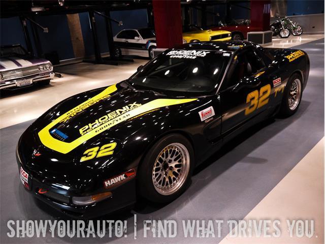 2001 Chevrolet Corvette | 909580