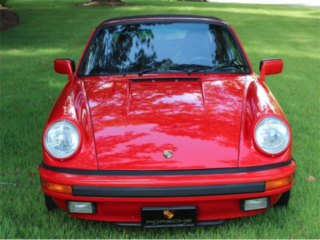 1988 Porsche 911 Carrera | 909586