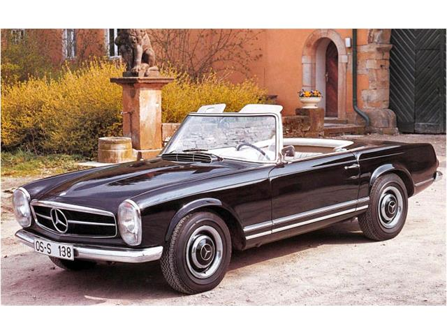 1966 Mercedes-Benz 230SL | 909589