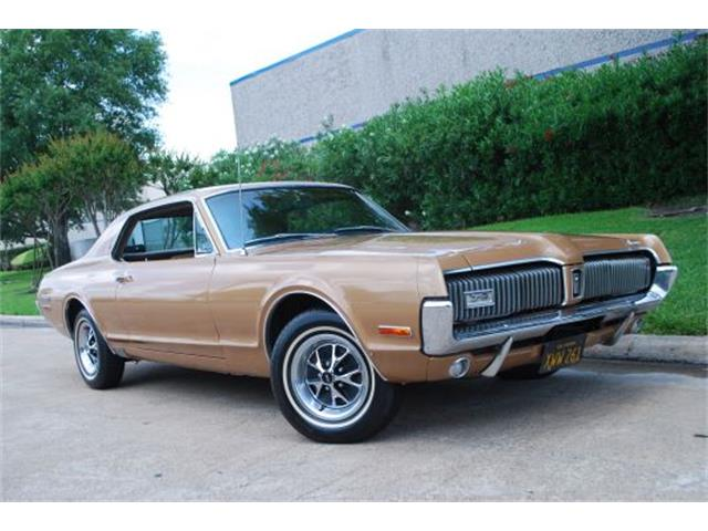 1967 Mercury Cougar XR7 Two Door Hardtop | 909593