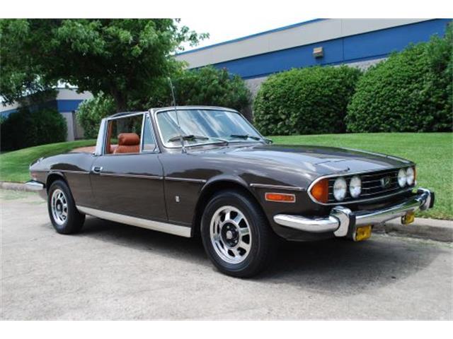1973 Triumph Stag | 909596