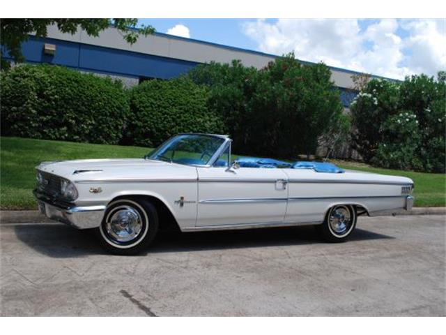 1963 Ford Galaxie XL R Code Convertible | 909604