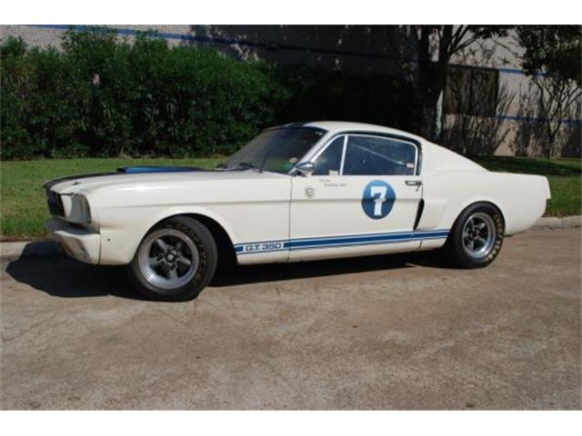 1966 Ford MOSS Mustang Shelby GT350 Fastback Race Car | 909605