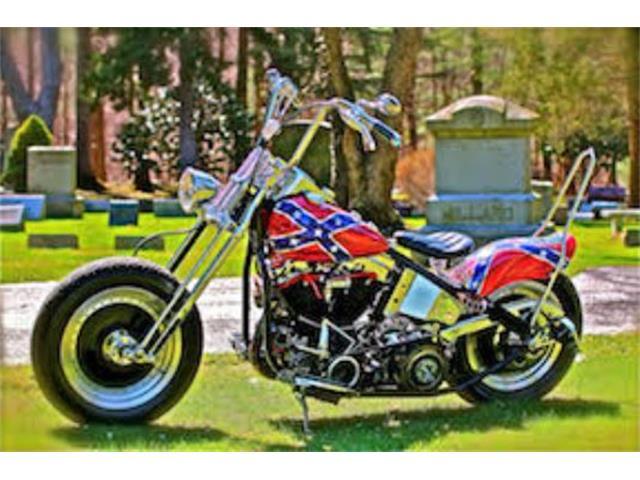 1949 Harley Davidson Custom Panhead Chopper | 909612