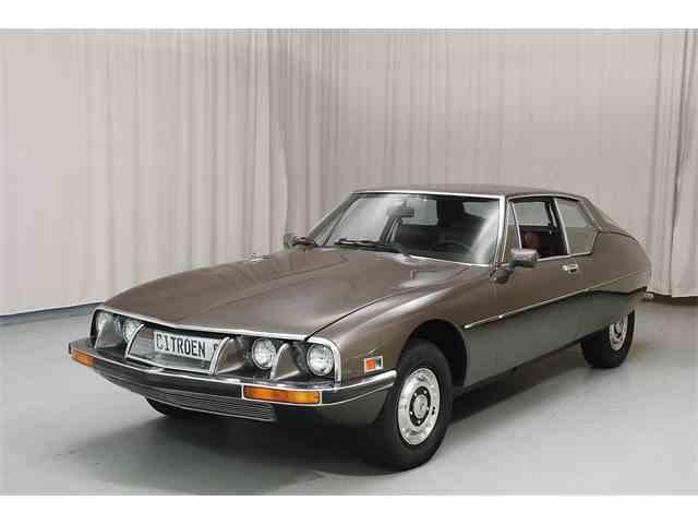 1973 Citroen SM | 909621