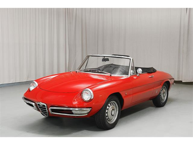 1967 alfa romeo duetto for sale cc 791579 for Hyman motors st louis