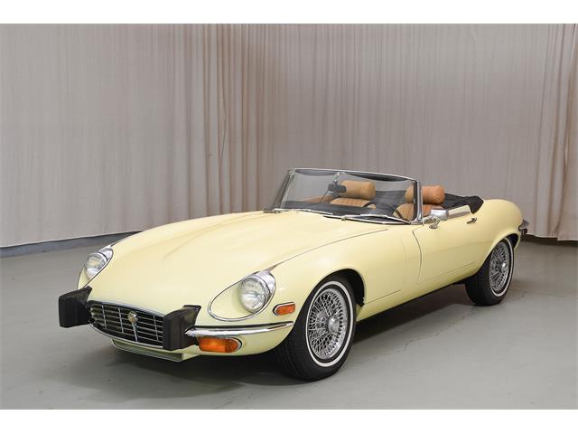 1974 Jaguar XKE   909626