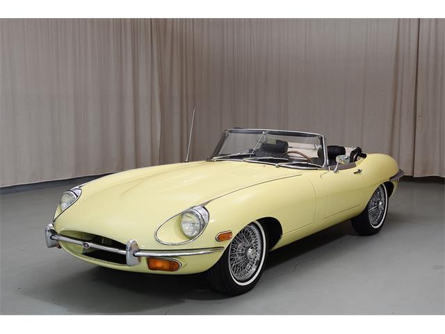 1969 Jaguar XKE   909627