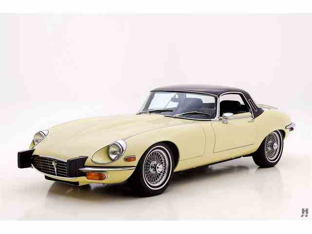 1974 Jaguar E-Type | 909629