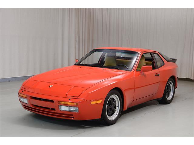 1986 Porsche 944 | 909636
