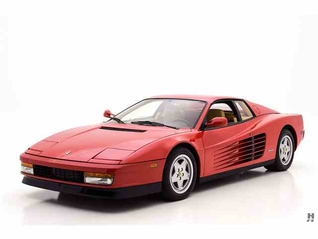 Classic Ferrari Testarossa for Sale on ClassicCarscom  16 Available