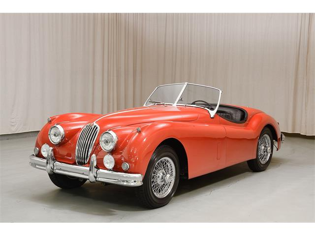 1957 Jaguar XK140 | 909640