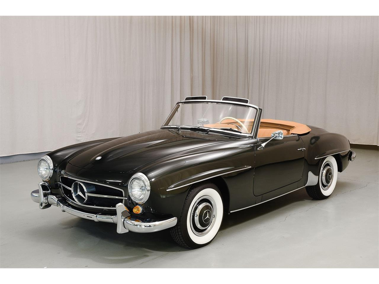 1958 mercedes benz 190sl for sale cc for Mercedes benz st louis service