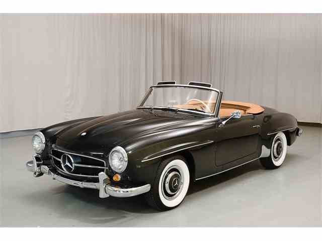 1958 Mercedes-Benz 190SL | 909642