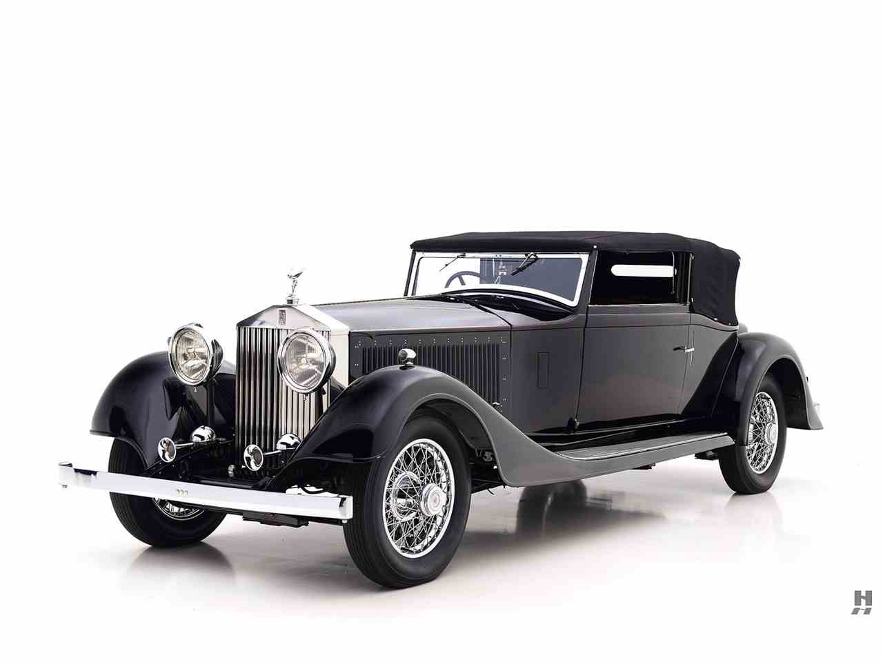 1934 Rolls-Royce Phantom II for Sale - CC-909644