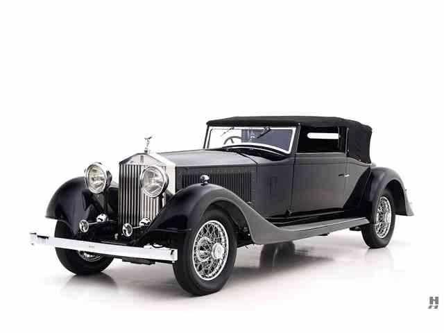 1934 Rolls-Royce Phantom II | 909644