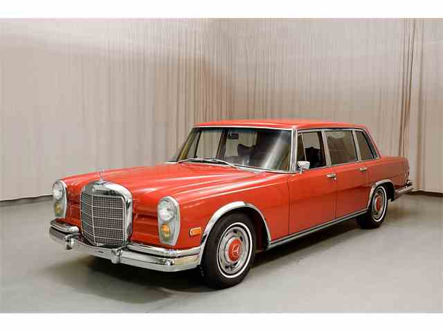 1969 Mercedes-Benz 600 | 909649