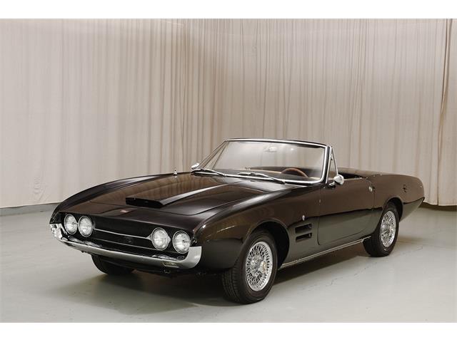 1967 Ghia 450 SS | 909650
