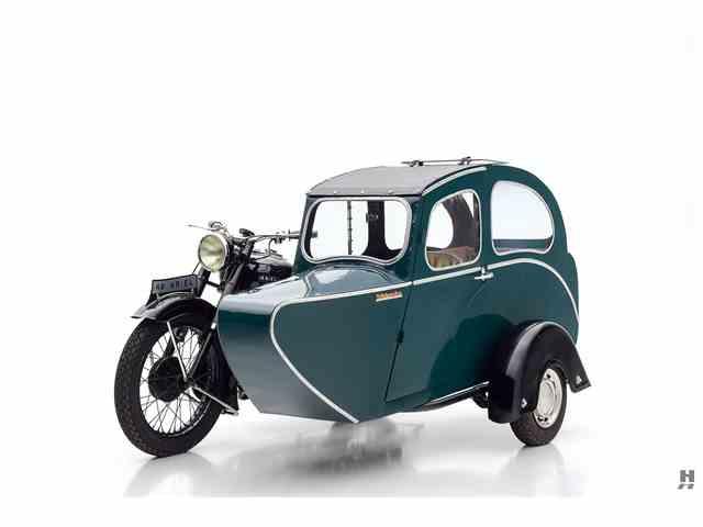 1948 Ariel Motorcycle   909666