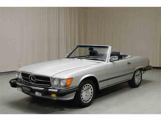 1986 Mercedes-Benz 560SL | 909670