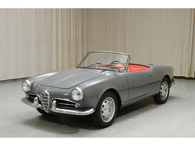 1959 Alfa Romeo Giulietta Spider   909671