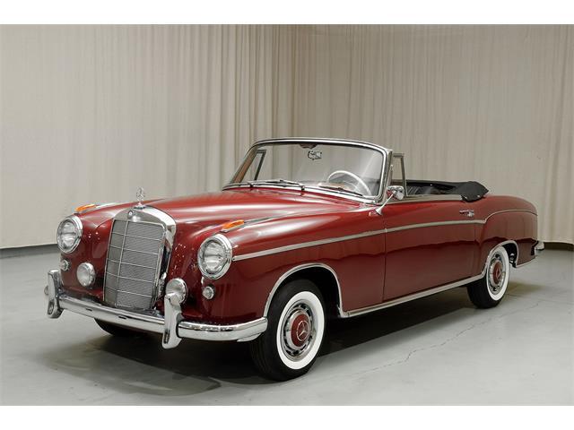 1960 Mercedes-Benz 220SE   909677