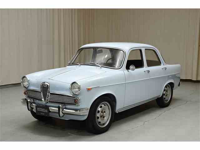1963 Alfa Romeo Giulietta Spider | 909678