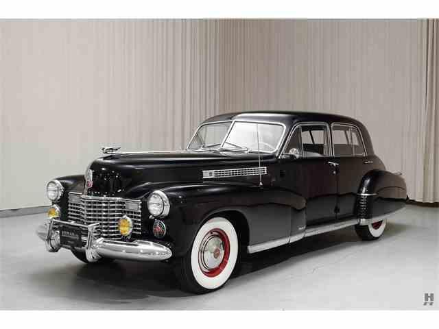 1941 Cadillac Series 60   909681