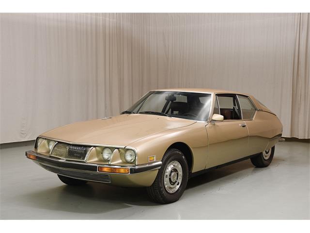 1972 Citroen SM | 909688