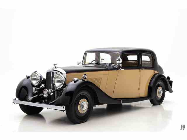 1938 Bentley Antique | 909694