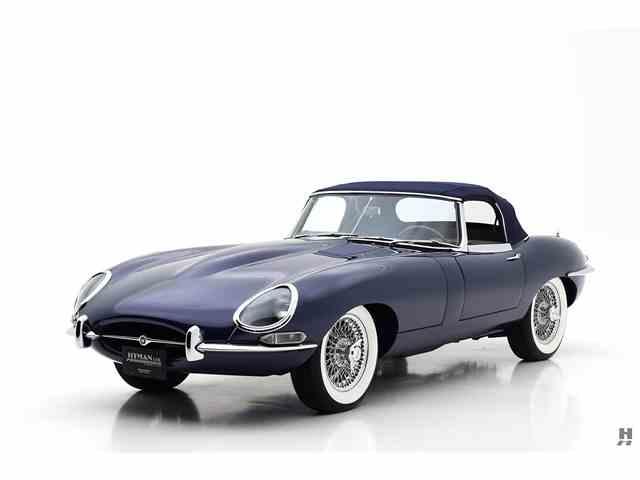 1963 Jaguar E-Type | 909701
