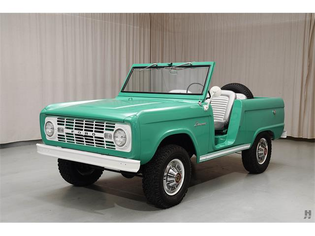 1966 Ford Bronco   909708