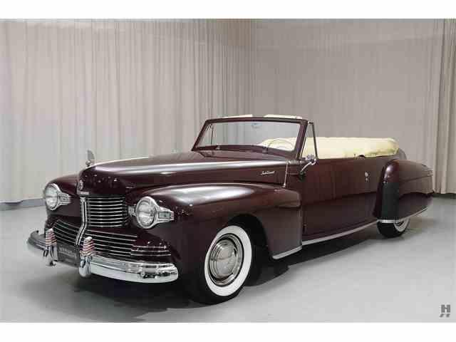 1942 Lincoln Continental | 909710