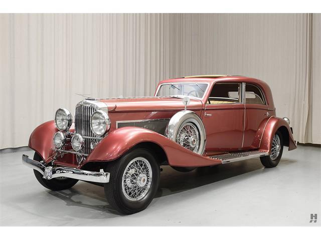 1933 Duesenberg Model J | 909711