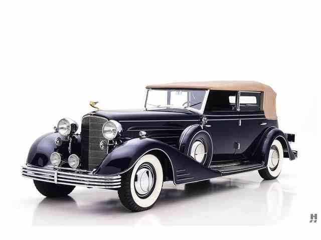 1933 Cadillac V16 | 909716