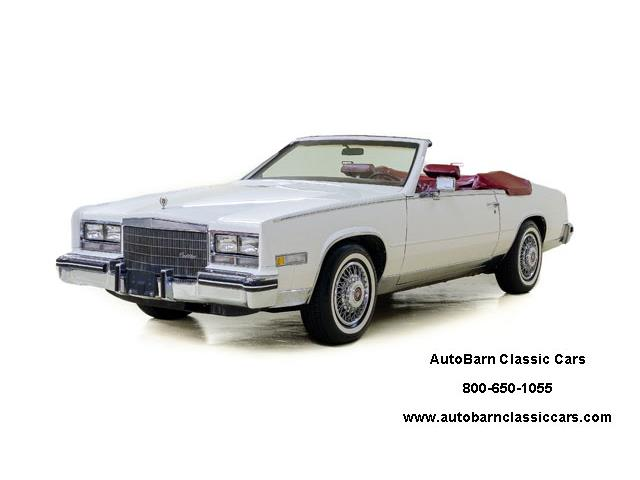 1985 Cadillac Eldorado Biarritz | 909718