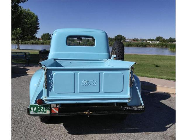 1950 Ford F1   909720