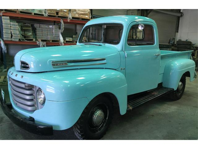 1950 Ford F1 | 909720