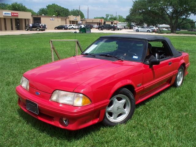 1991 to 1993 ford mustang for sale on 24 available. Black Bedroom Furniture Sets. Home Design Ideas